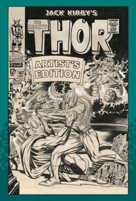 Jack Kirby The Mighty Thor Artist's Edition