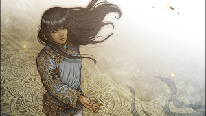 Monstress #1 3rd Printing Cover