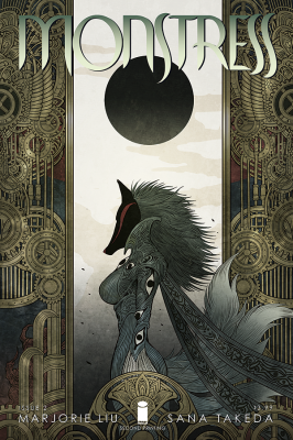 Monstress #2 2nd Printing Cover