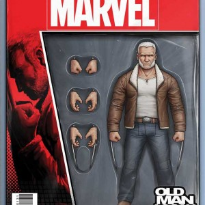 Christopher Action Figure Variant