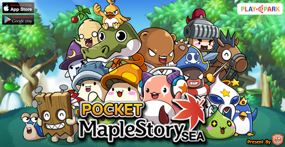 The Hunt begins for Pocket MapleStory SEA Founding Players