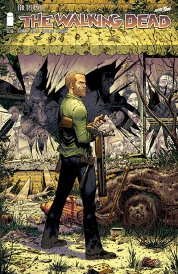 The Walking Dead #150 Moore Cover