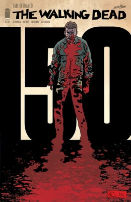 The Walking Dead #150 Regular Cover