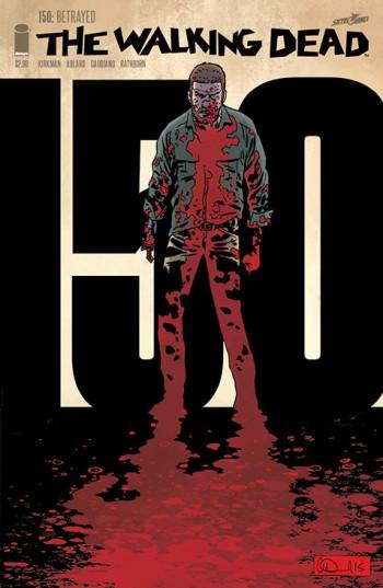 The Walking Dead #150 Regular Cover