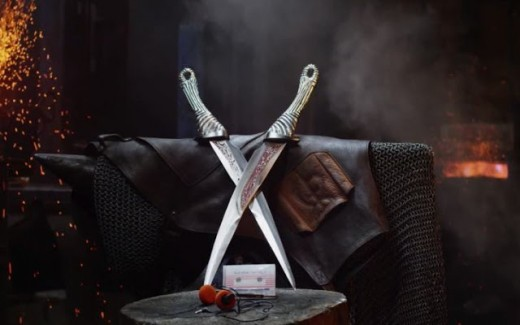 drax daggers 1