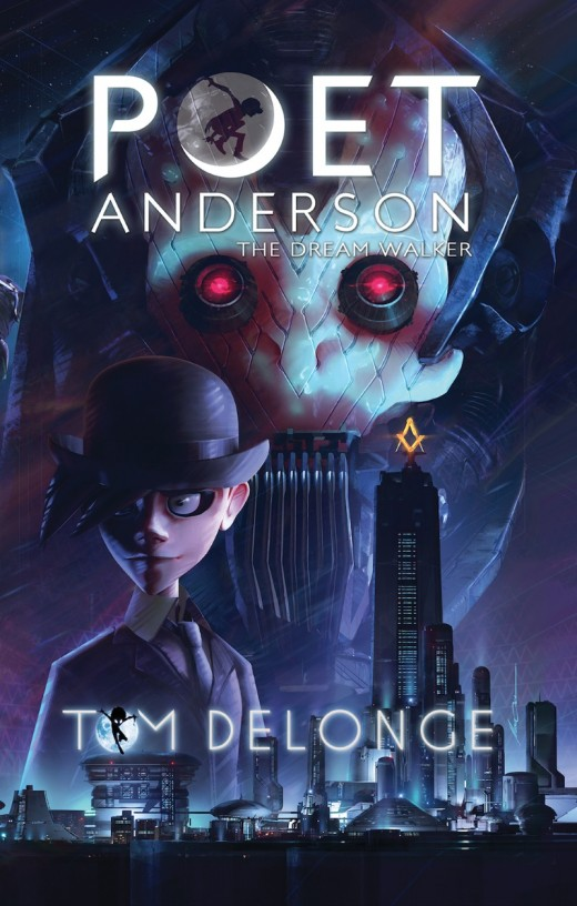 Poet Anderson HC cover