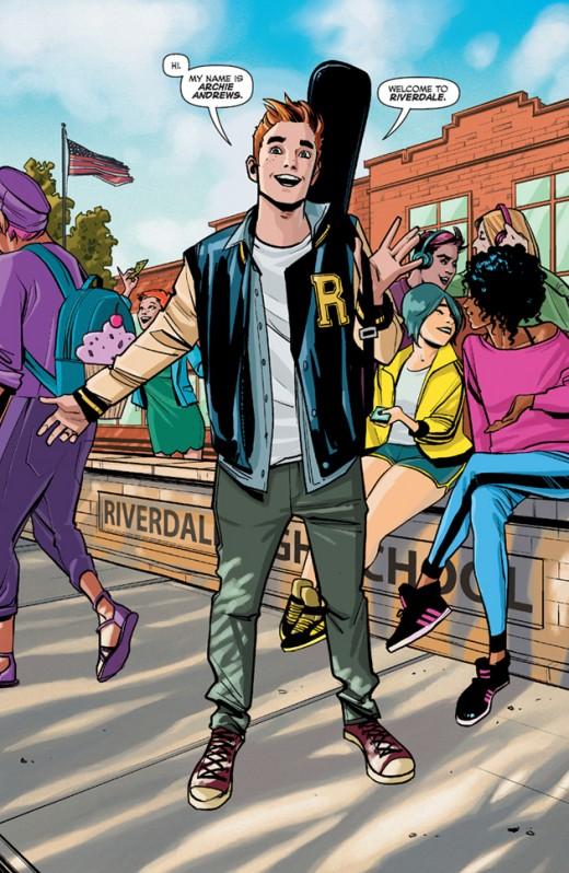 Archie Collectors Edition 01
