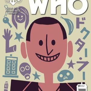 Doctor Who Ninth Doctor 01_Cover_D-Question-No.-6