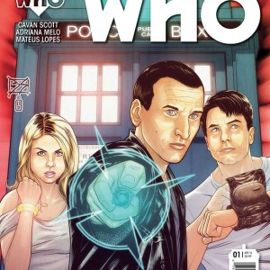 Doctor Who Ninth Doctor 01_Cover_E-Blair-Shedd