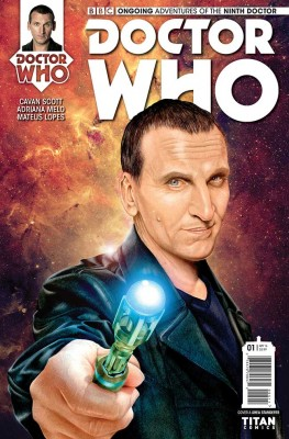 Doctor Who Ninth Doctore 01_Cover_A-Shea-Standefer