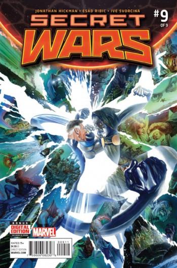 Secret Wars 09 main cov