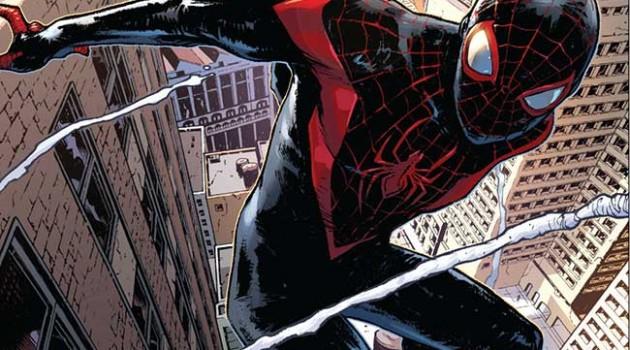 Spider-Man 01 Main Cov