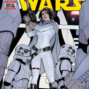 Star Wars 16 Cov