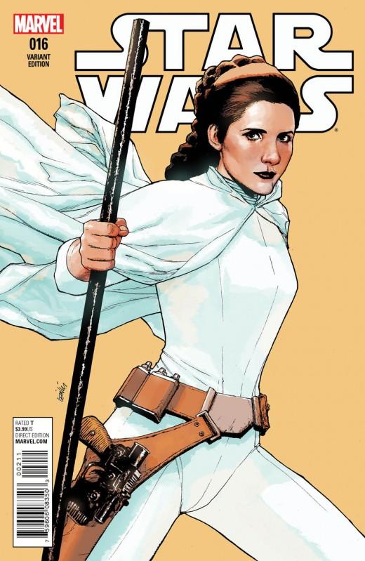 Star Wars #16 Leinil Yu Variant