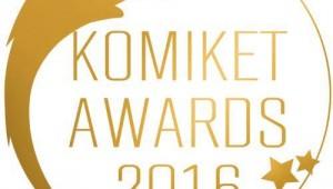 Komiket Awards 2016