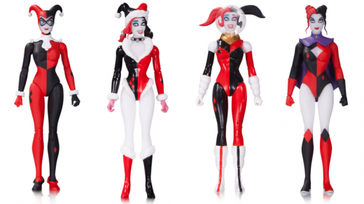 DC-Harley-Quinn-Collection