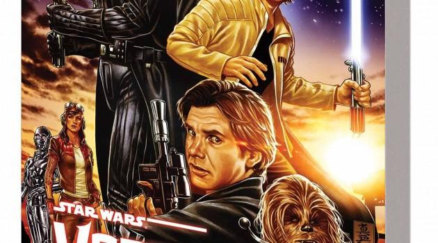 Star Wars Vader Down TP
