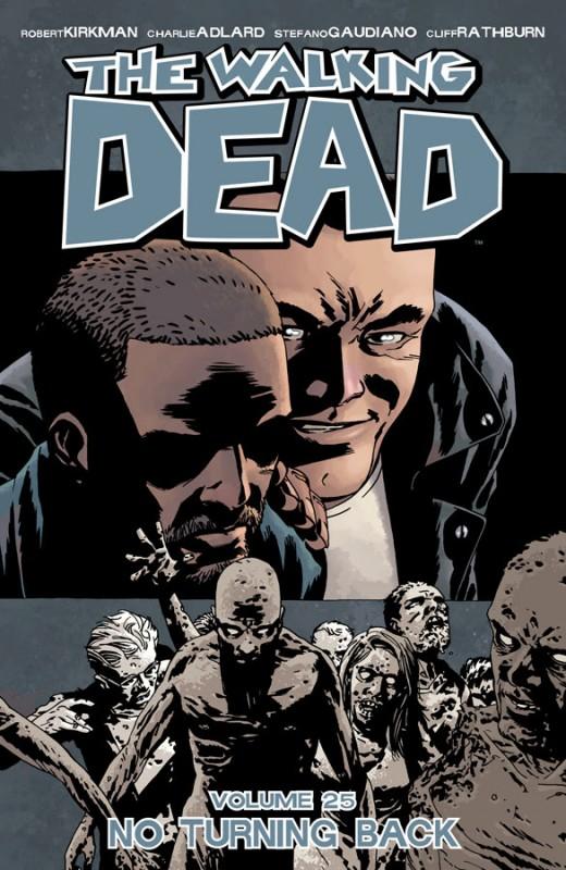 Walking Dead vol 25 cov