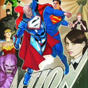 Action Comics Rebirth