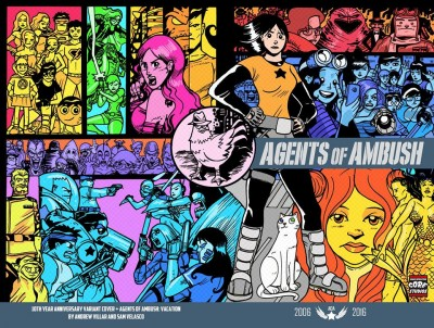Agents of Ambush cov