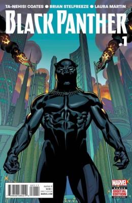 Black Panther 01 reg cov