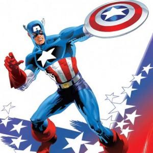 Captain Ameroca Sam Wilson 07 Steranko_Variant