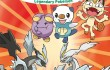 Pokemon Pocket Comics LegendaryPokemon-Vol 02