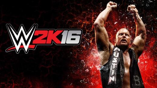 WWE2k16