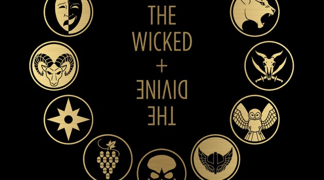 The wicked + the divine book one