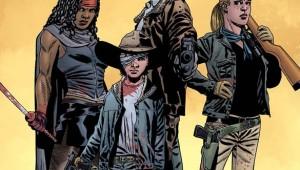 The Walking Dead Coloring Book cov