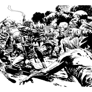 The Walking Dead Coloring Book 02