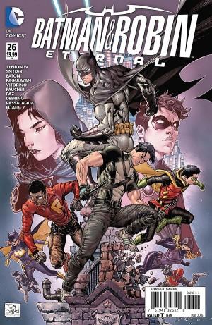 Batman Eternal 26 cov