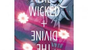 Wicked Divine 18 cov