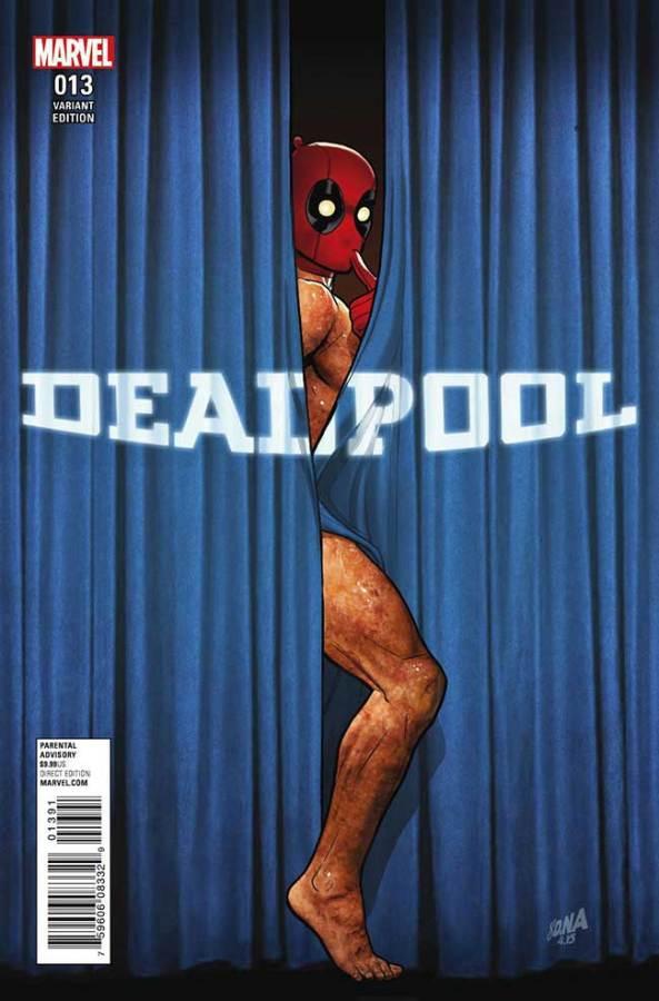 Deadpool 13 var 01