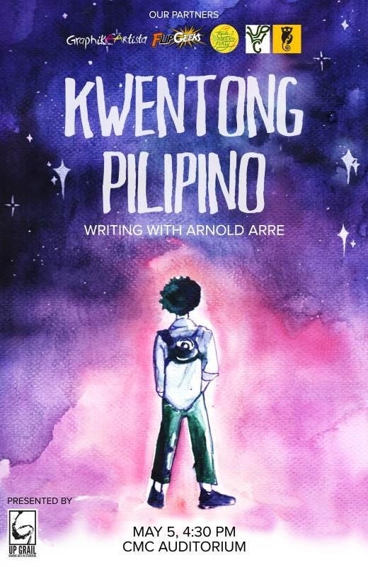 Kwentong Pilipino Poster