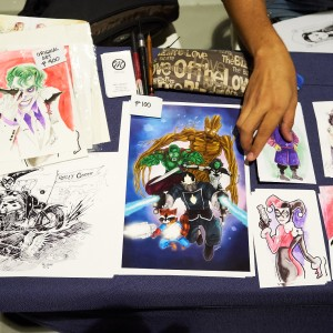 Comic Artists and their good stuff!