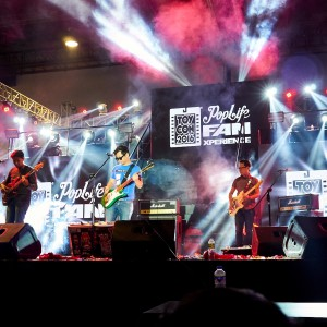 Stereodeal the soundtrack to our toys as they capped the third day of ToyCon 2016.