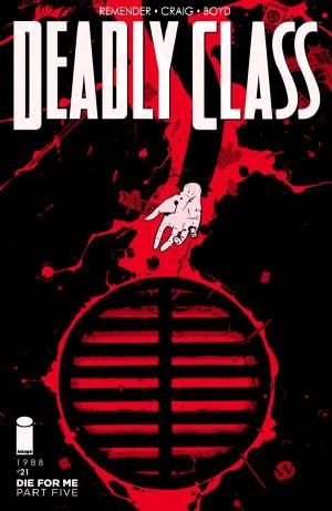 Deadly Class 21 cov
