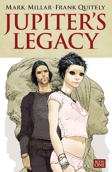 Jupiter's Legacy Vol 1 free