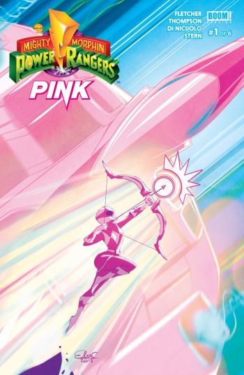 MMPR: Pink 01 2016