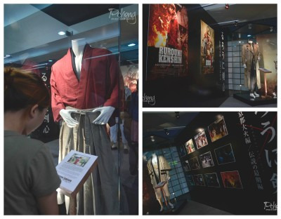 June 21, 2014  - Ruruoni Kenshin Movie Exhibit