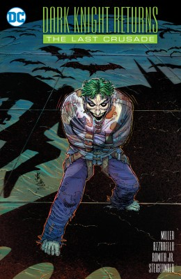 The Dark Knight Returns - The Last Crusade 01 cov