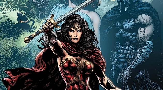 Wonder Woman 2016 cov