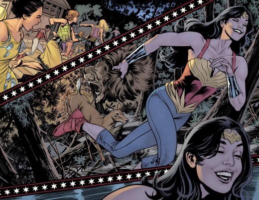 Wonder Woman Earth One 01