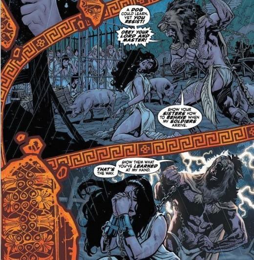 Wonder Woman Earth One 02