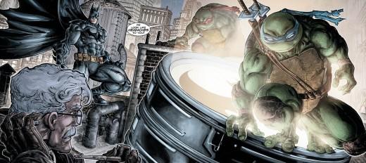 BatmanTMNT vol 01 01