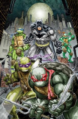 BatmanTMNT vol 01 cov