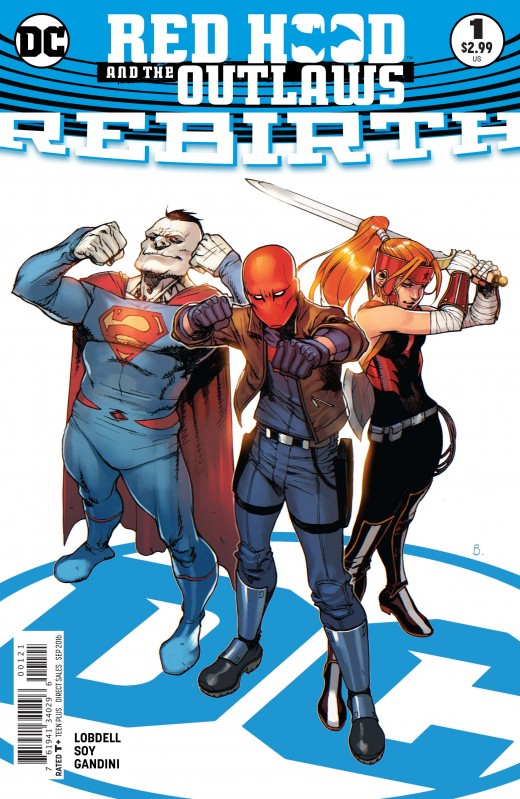 Red Hood and the Outlaws 01 varcov
