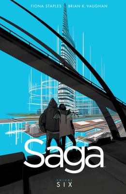 Saga vol 6 cov