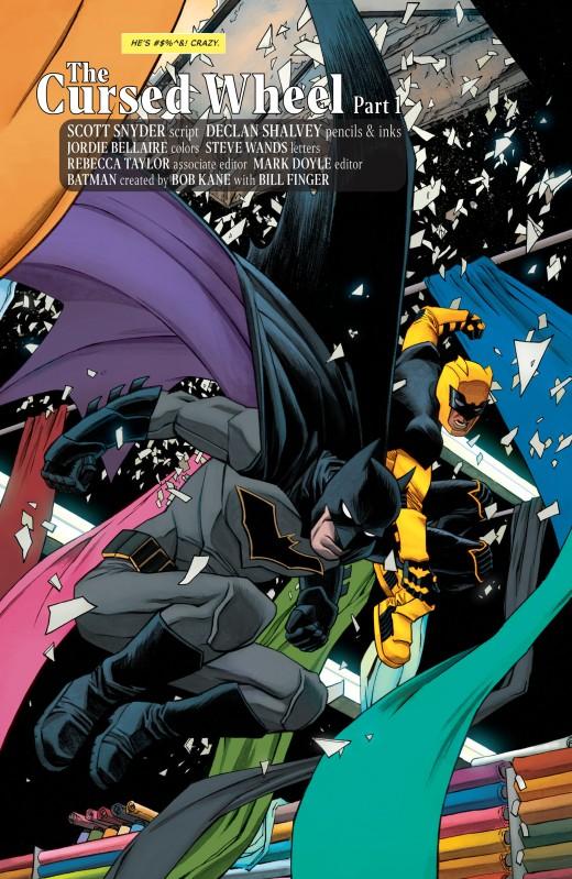 All-Star Batman (2016-) 001-029